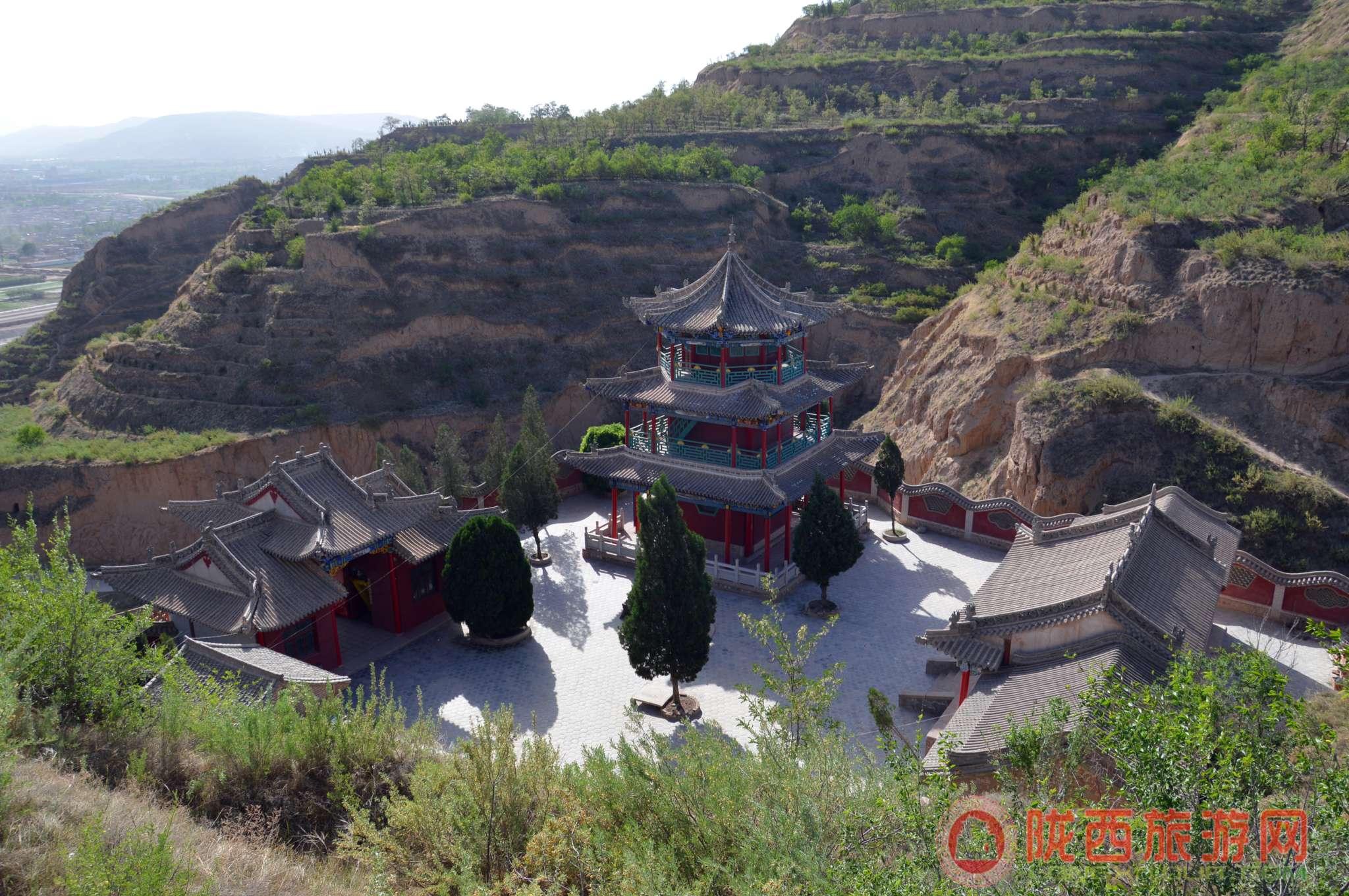 风景名胜 在城里是一眼就能看到的,同时也是陇西北川游人入城的第一